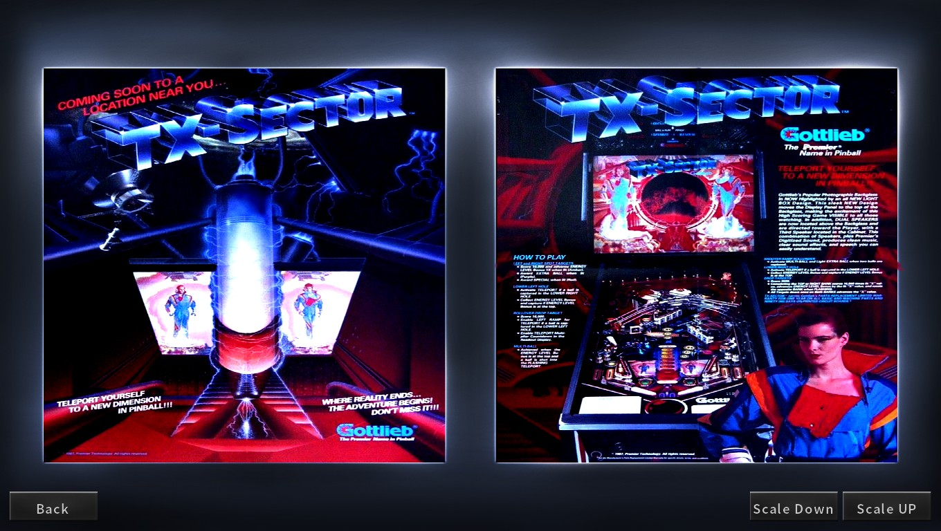 Mark: Pinball Arcade: TX-Sector (PC) 4,558,060 points on 2018-05-22 00:41:36