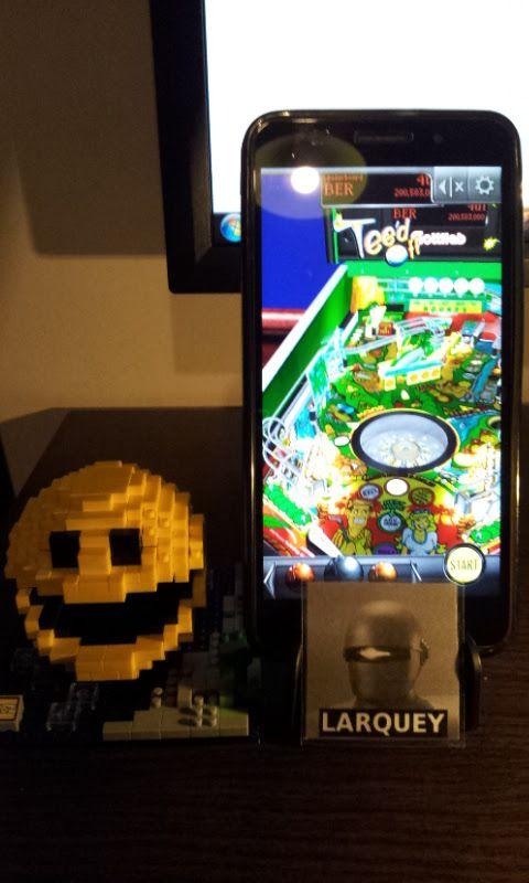 Larquey: Pinball Arcade: Tee