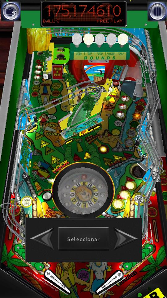 omargeddon: Pinball Arcade: Tee