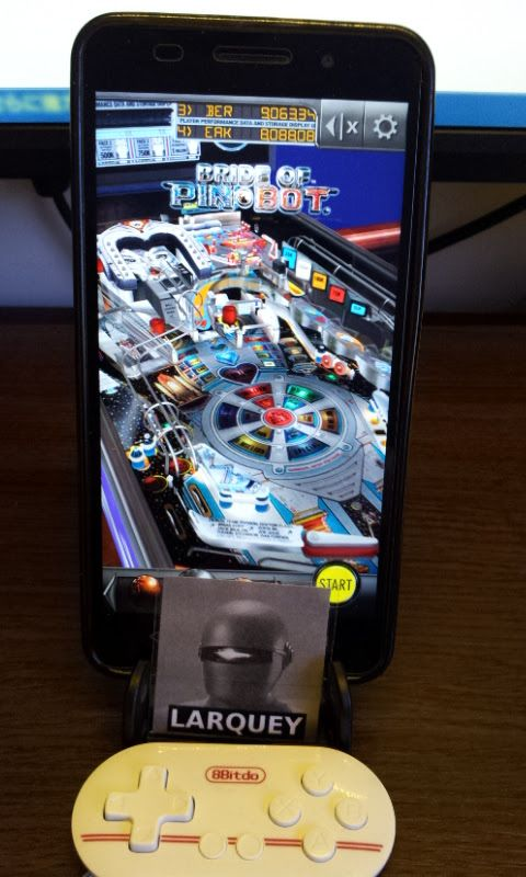 Larquey: Pinball Arcade: The Machine: Bride of Pin*Bot (Android) 9,063,340 points on 2017-10-08 04:12:14