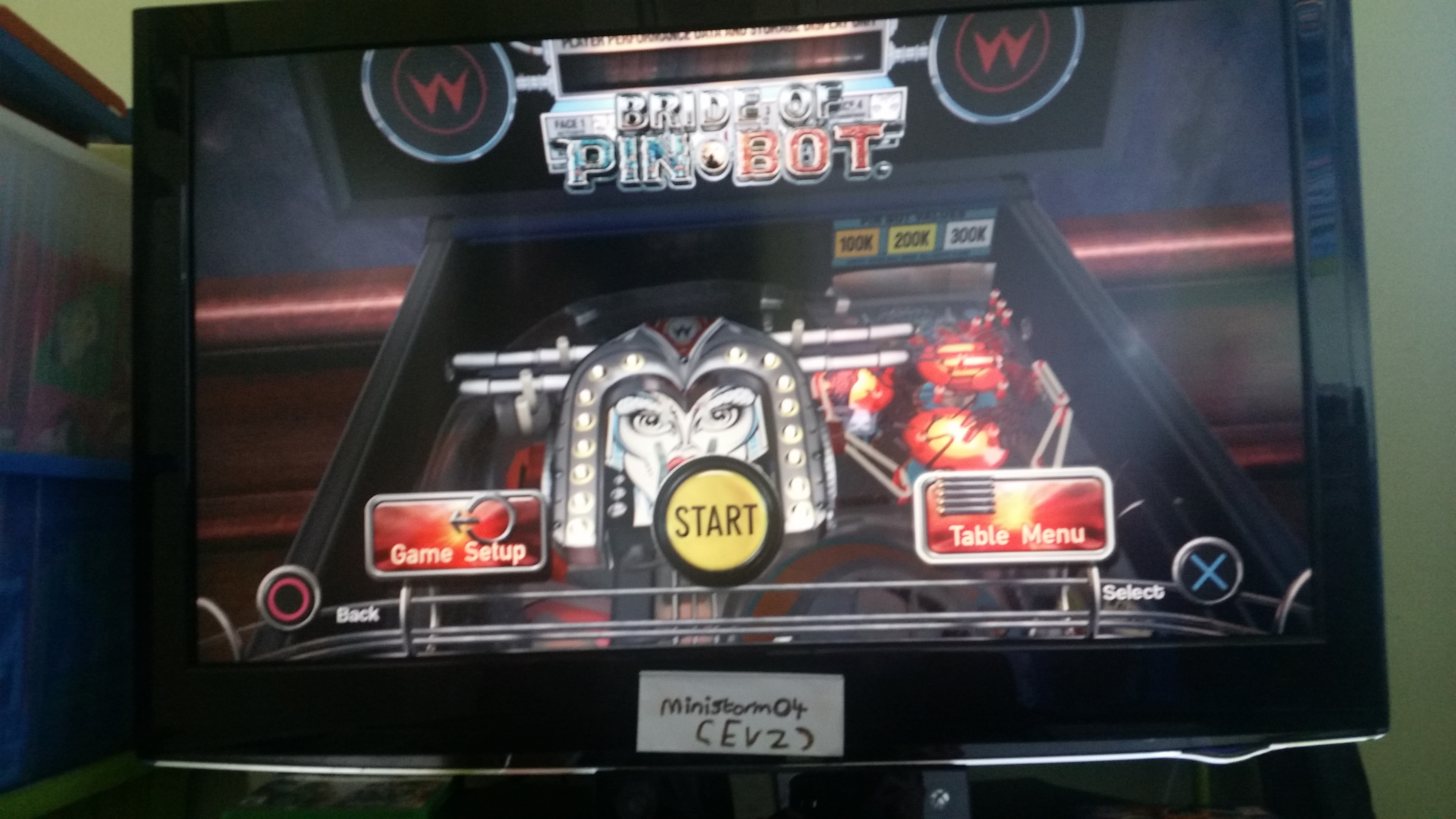 ministorm04: Pinball Arcade: The Machine: Bride of Pin*Bot (Playstation 4) 4,307,790 points on 2019-06-10 12:23:11