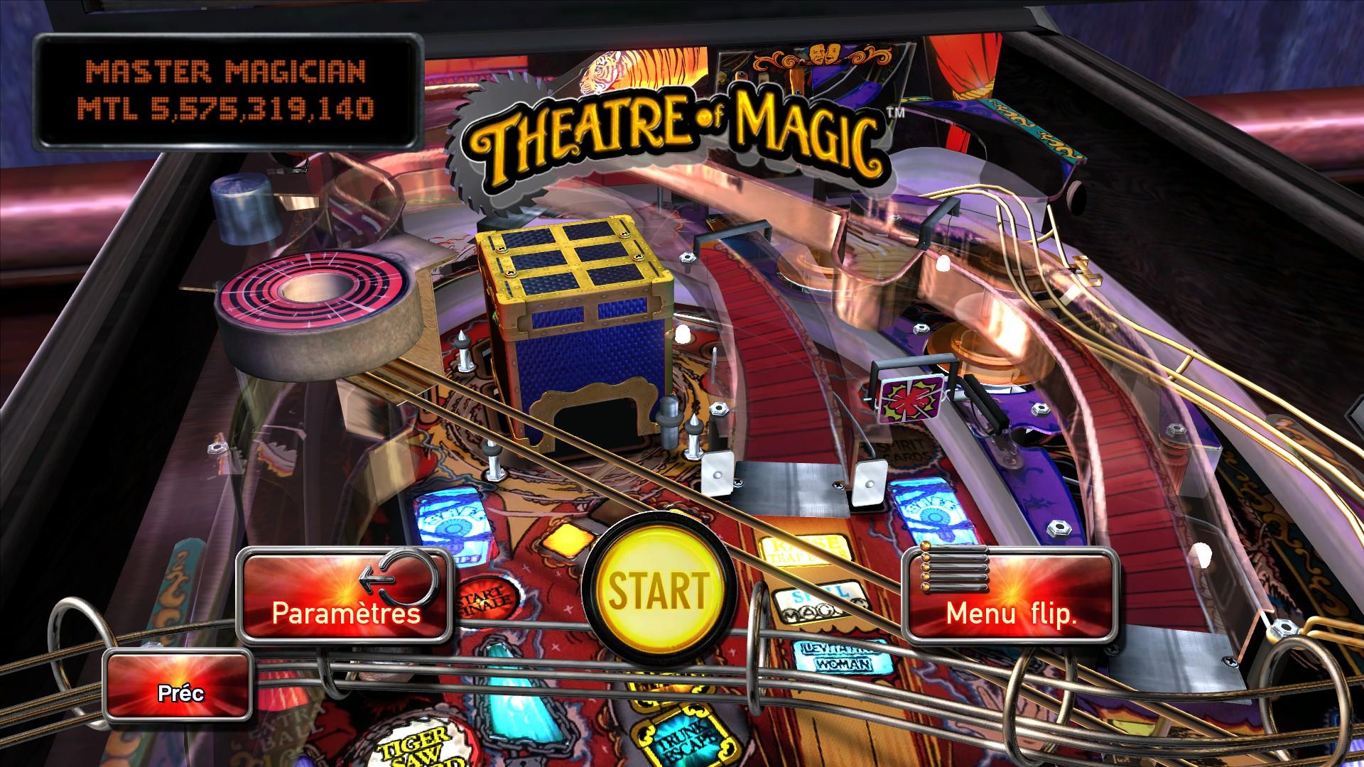 Mantalow: Pinball Arcade: Theatre of Magic (PC) 5,575,319,140 points on 2015-07-01 13:48:36