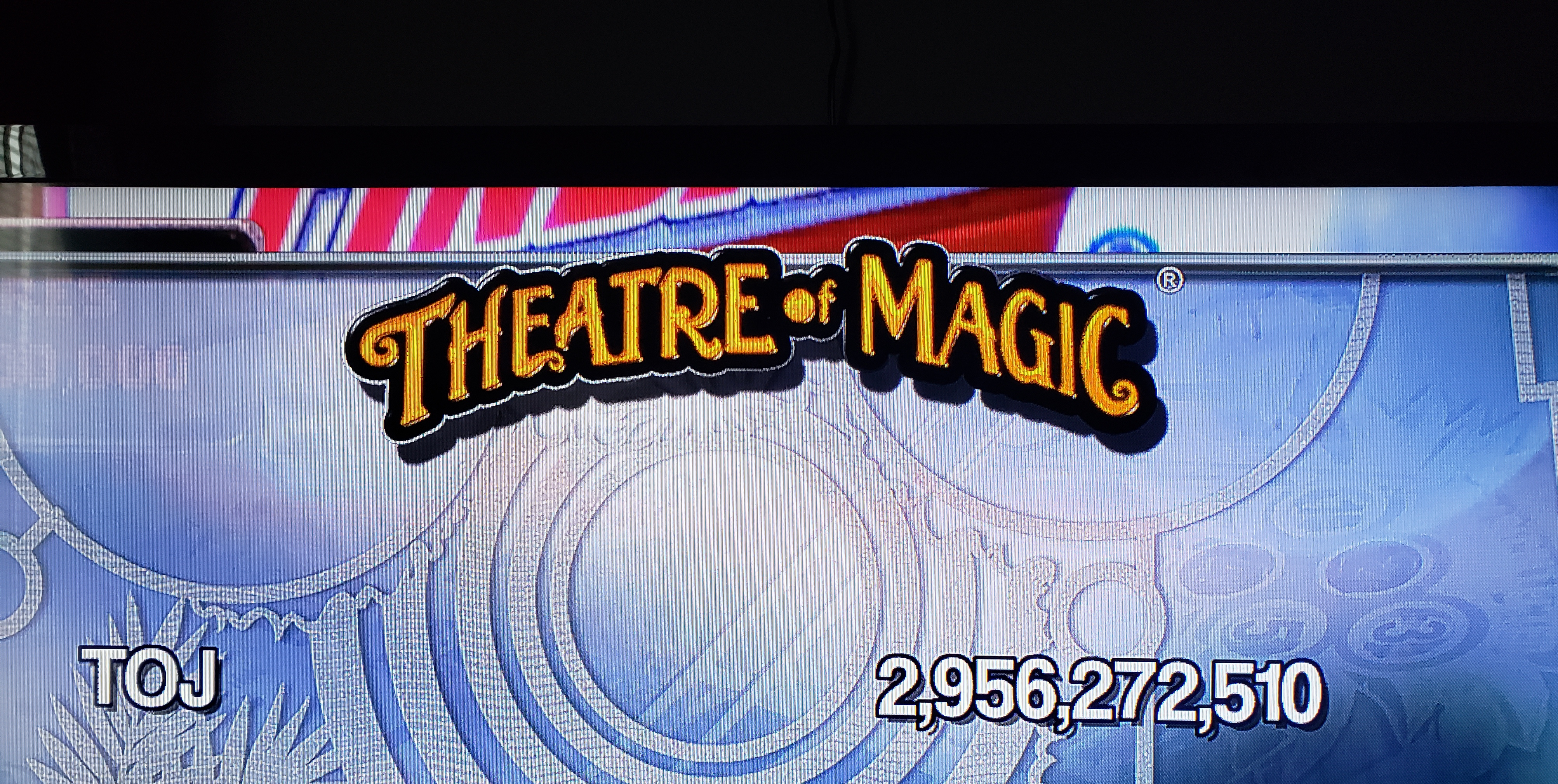 Stryker: Pinball Arcade: Theatre of Magic (Xbox 360) 2,956,272,510 points on 2019-01-13 14:25:52