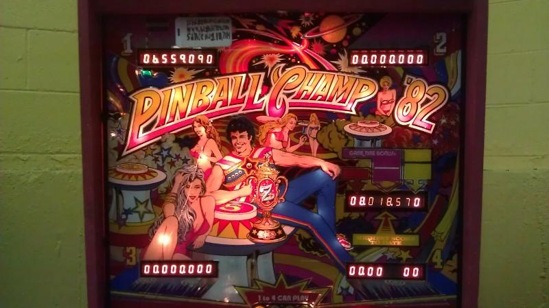 ichigokurosaki1991: Pinball Champ