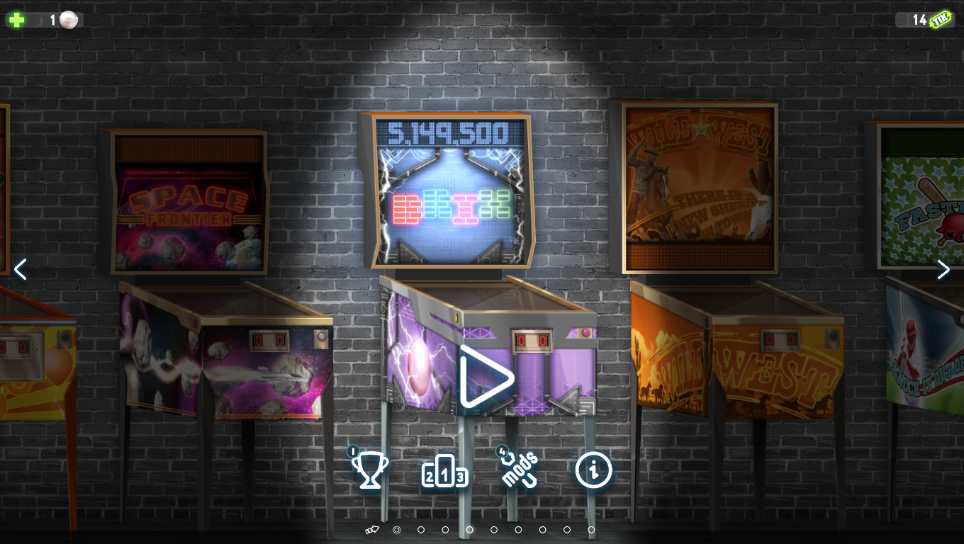 Pinball Deluxe: Reloaded: Brix (PC) high score by Mark