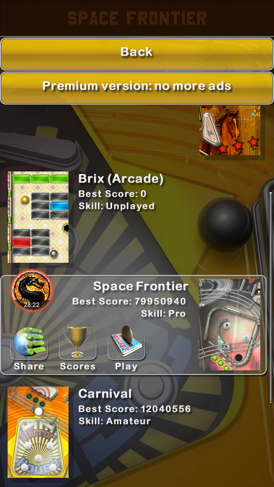 omargeddon: Pinball Deluxe: Space Frontier (Android) 79,950,940 points on 2019-05-06 14:41:09