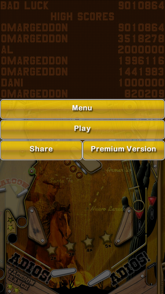 omargeddon: Pinball Deluxe: Wild West (Android) 9,010,864 points on 2018-06-14 23:32:06