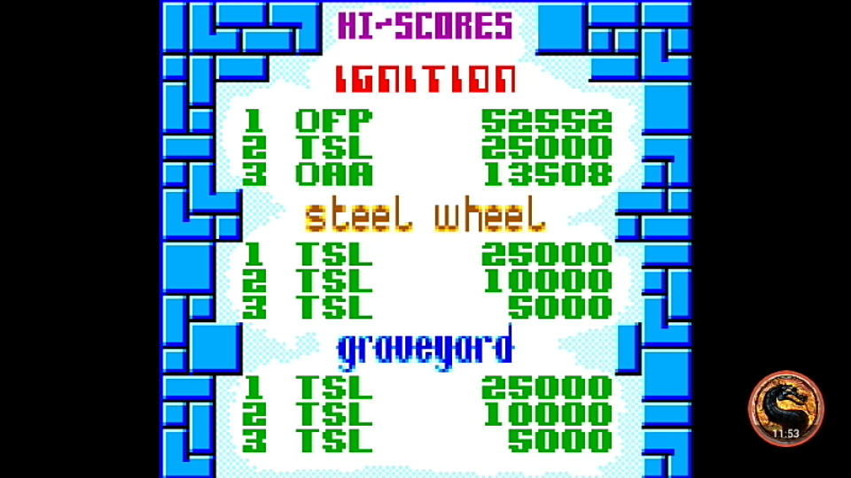 omargeddon: Pinball Dreams: Ignition (Sega Game Gear Emulated) 52,552 points on 2019-11-17 19:35:03