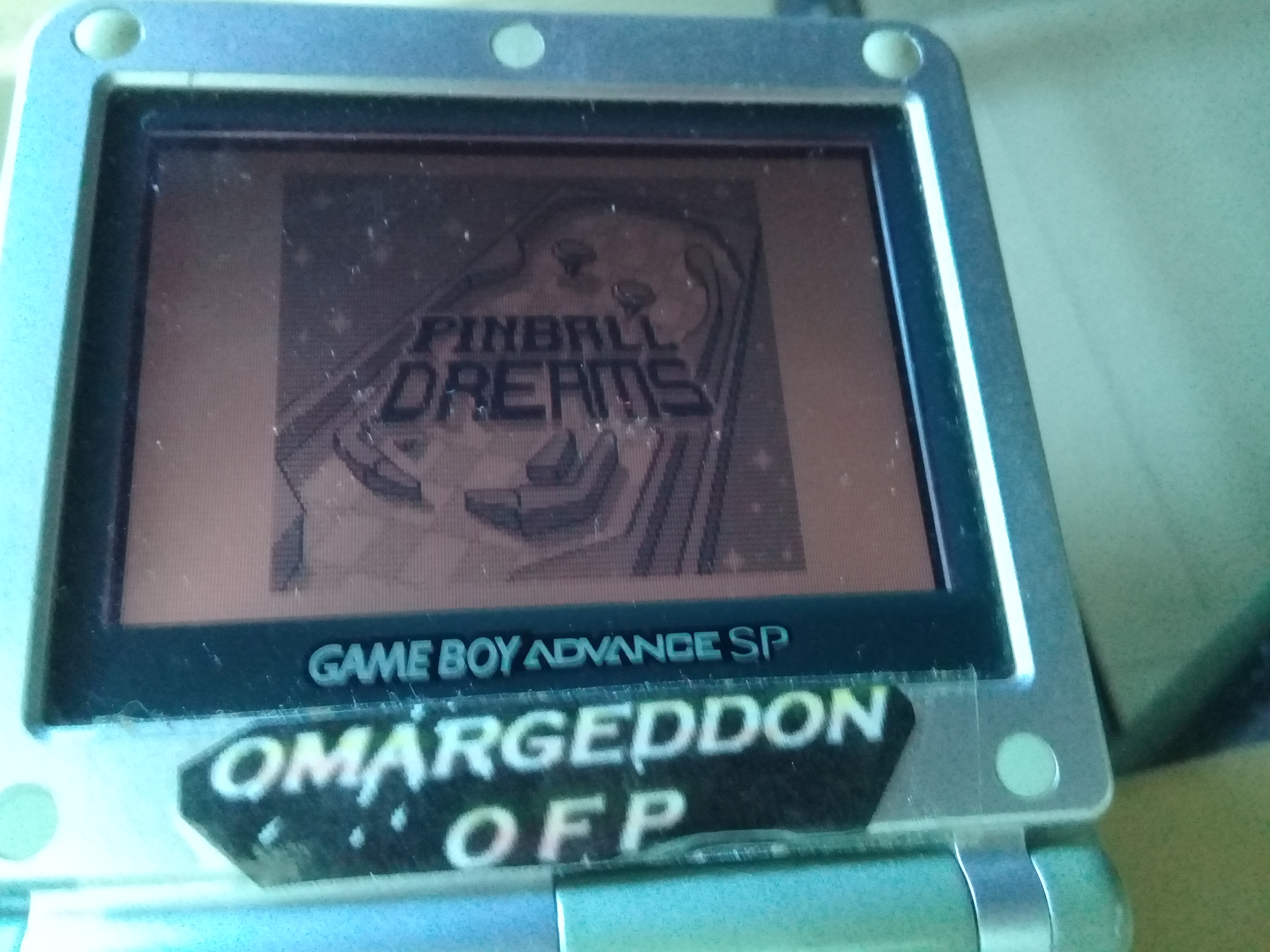 omargeddon: Pinball Dreams: Steel Wheel (Game Boy) 9,505,731 points on 2019-04-19 16:56:44