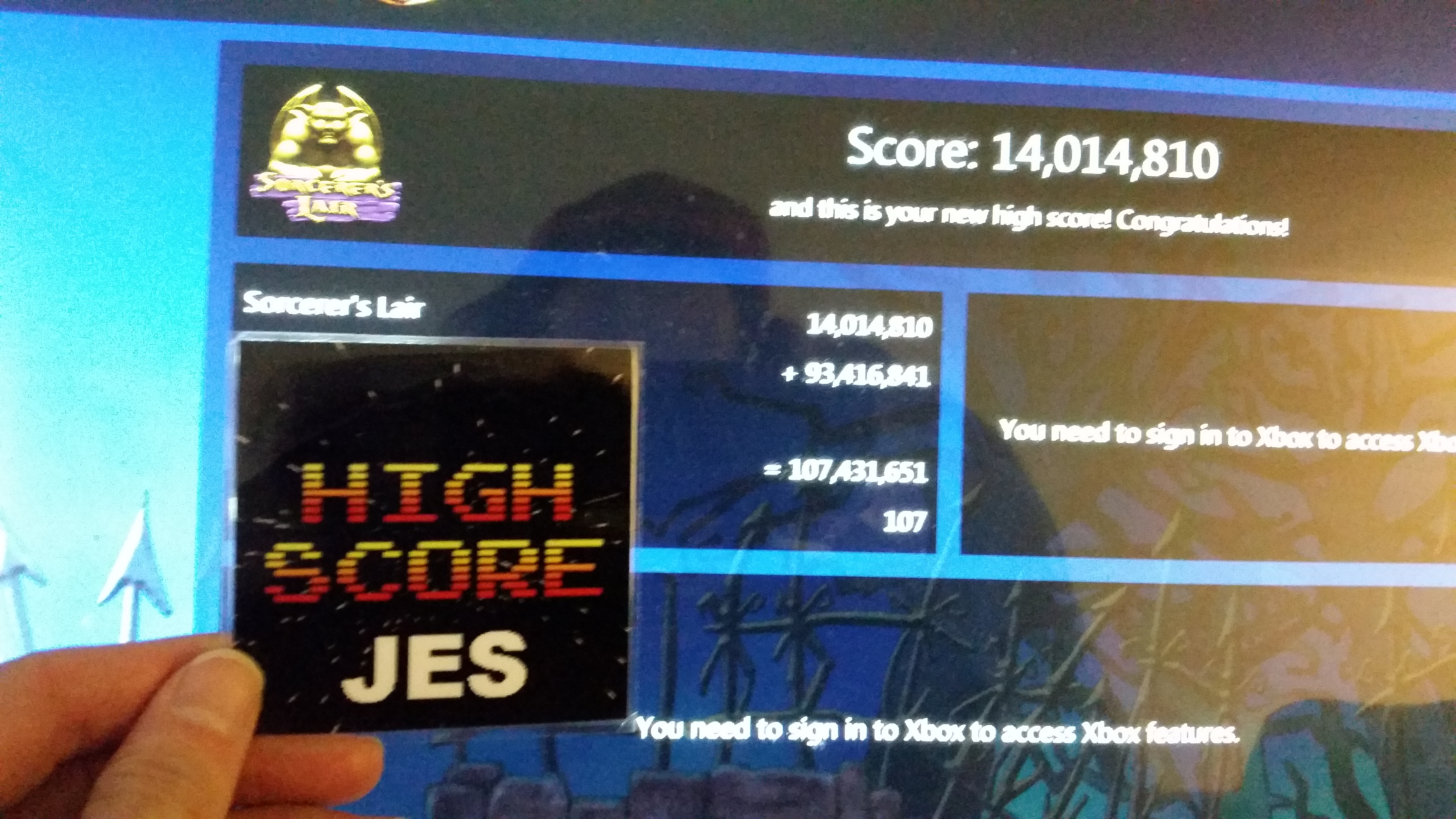 JES: Pinball FX 2: Sorcerer