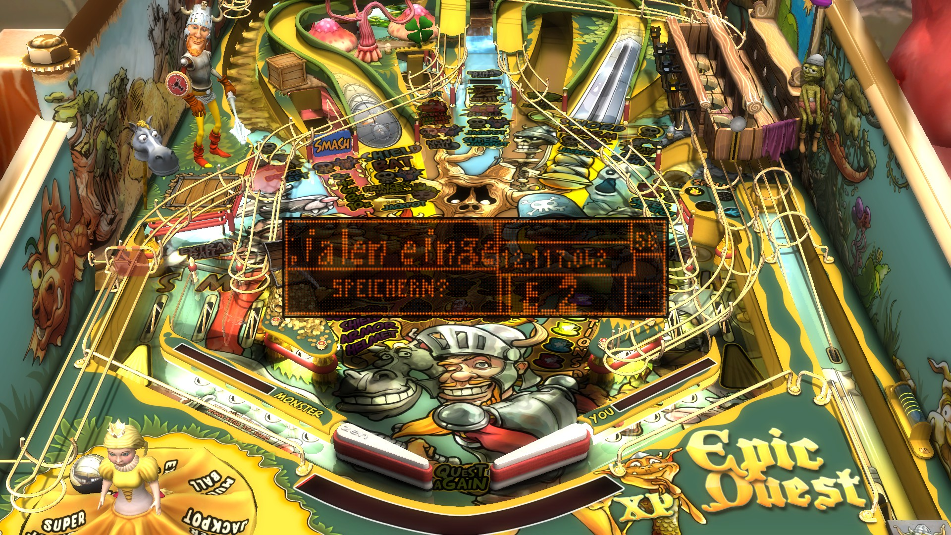 Pinball FX: Epic Quest 12,117,042 points