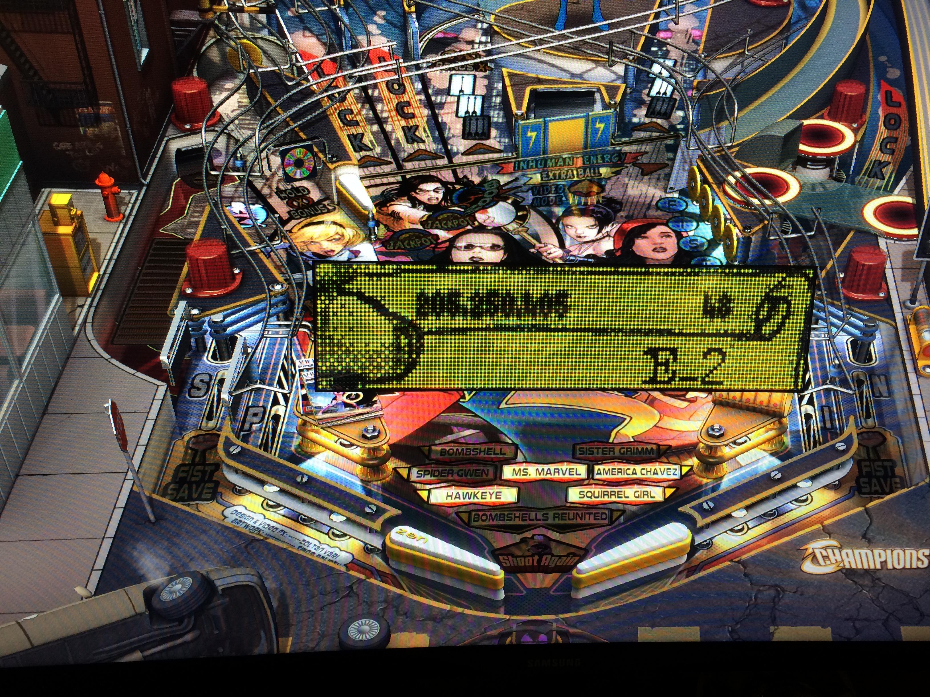 Pinball FX 2: Marvel