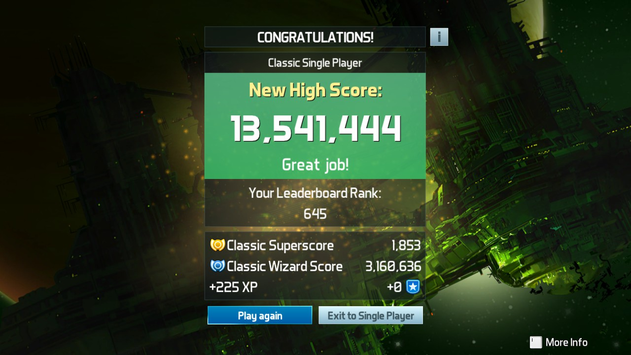 Mark: Pinball FX3: Alien: Isolation Pinball [Classic] (PC) 13,541,444 points on 2018-12-25 13:14:46