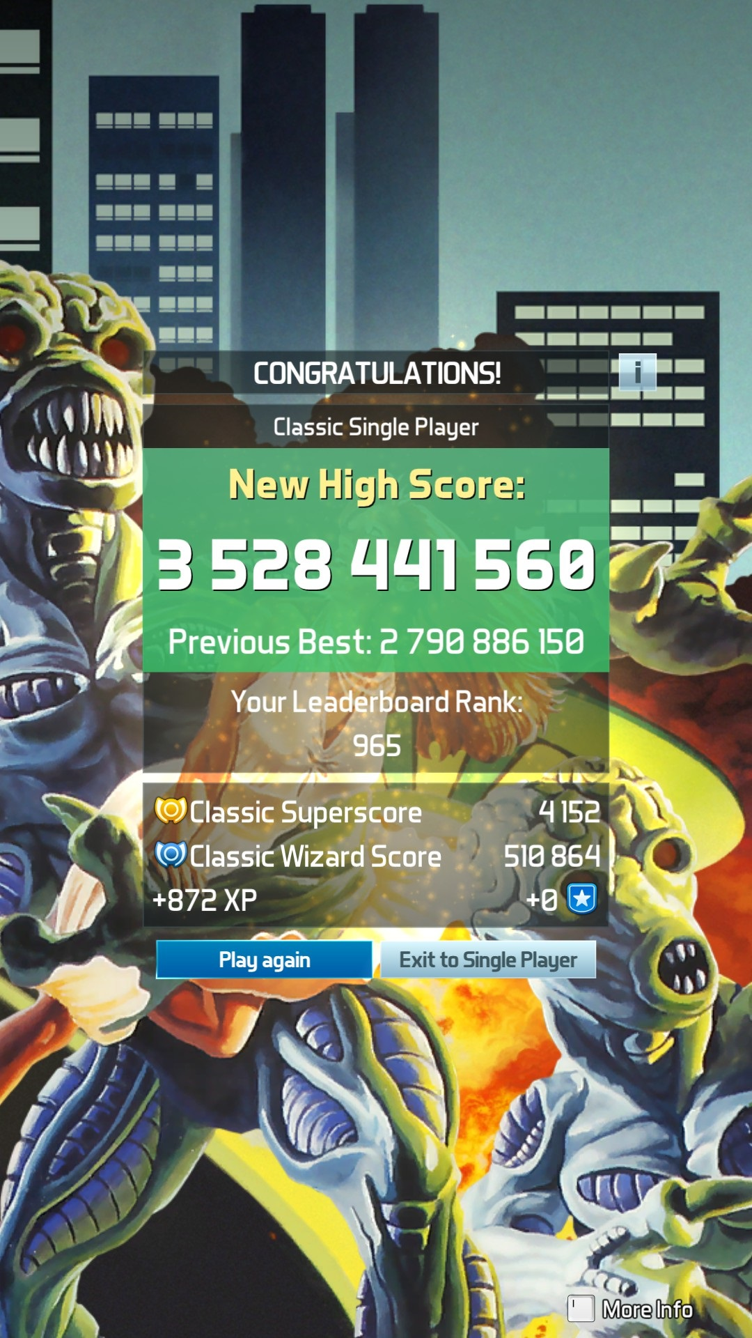 GTibel: Pinball FX3: Attack From Mars [Classic] (PC) 3,528,441,560 points on 2020-01-15 09:12:15