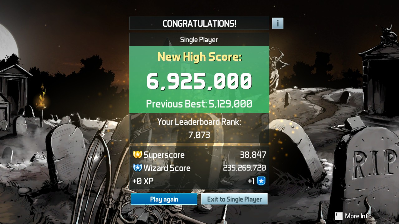 Mark: Pinball FX3: Blade (PC) 6,925,000 points on 2019-01-01 04:05:33