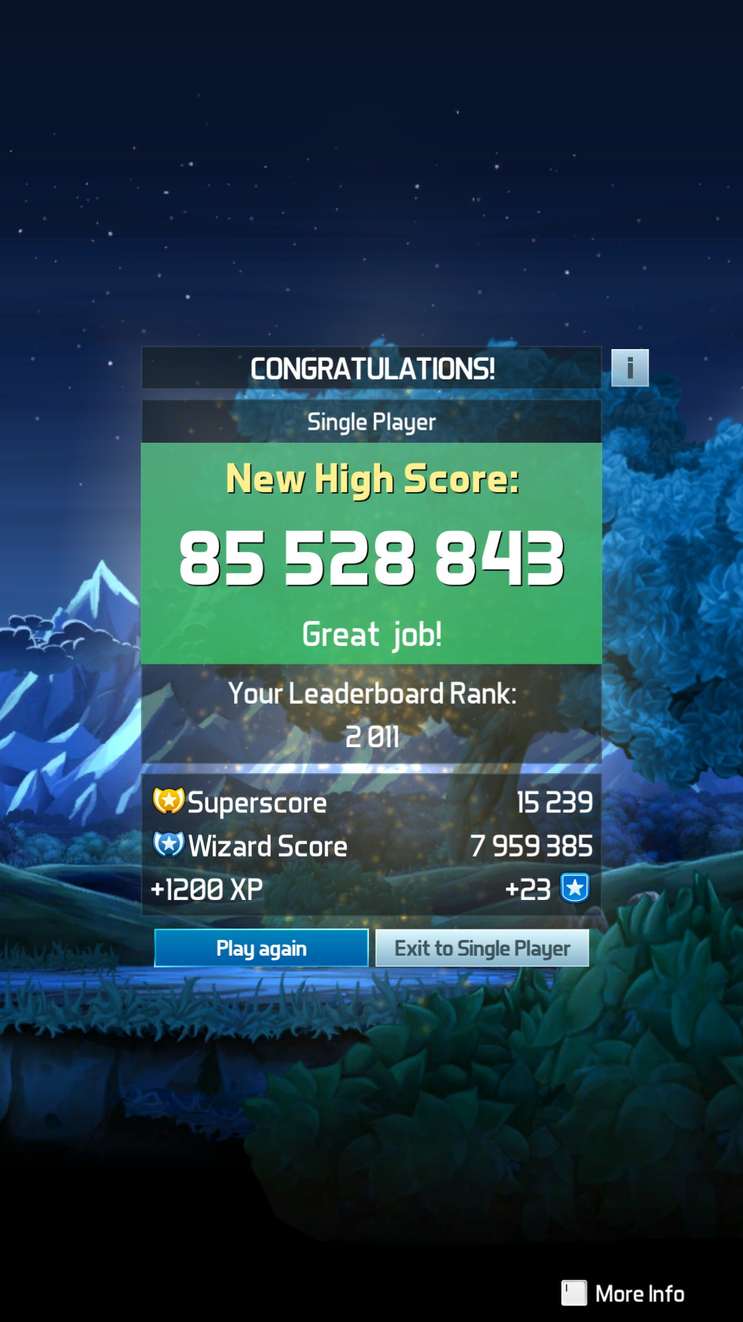 GTibel: Pinball FX3: CastleStorm (PC) 85,528,843 points on 2019-05-02 05:53:37