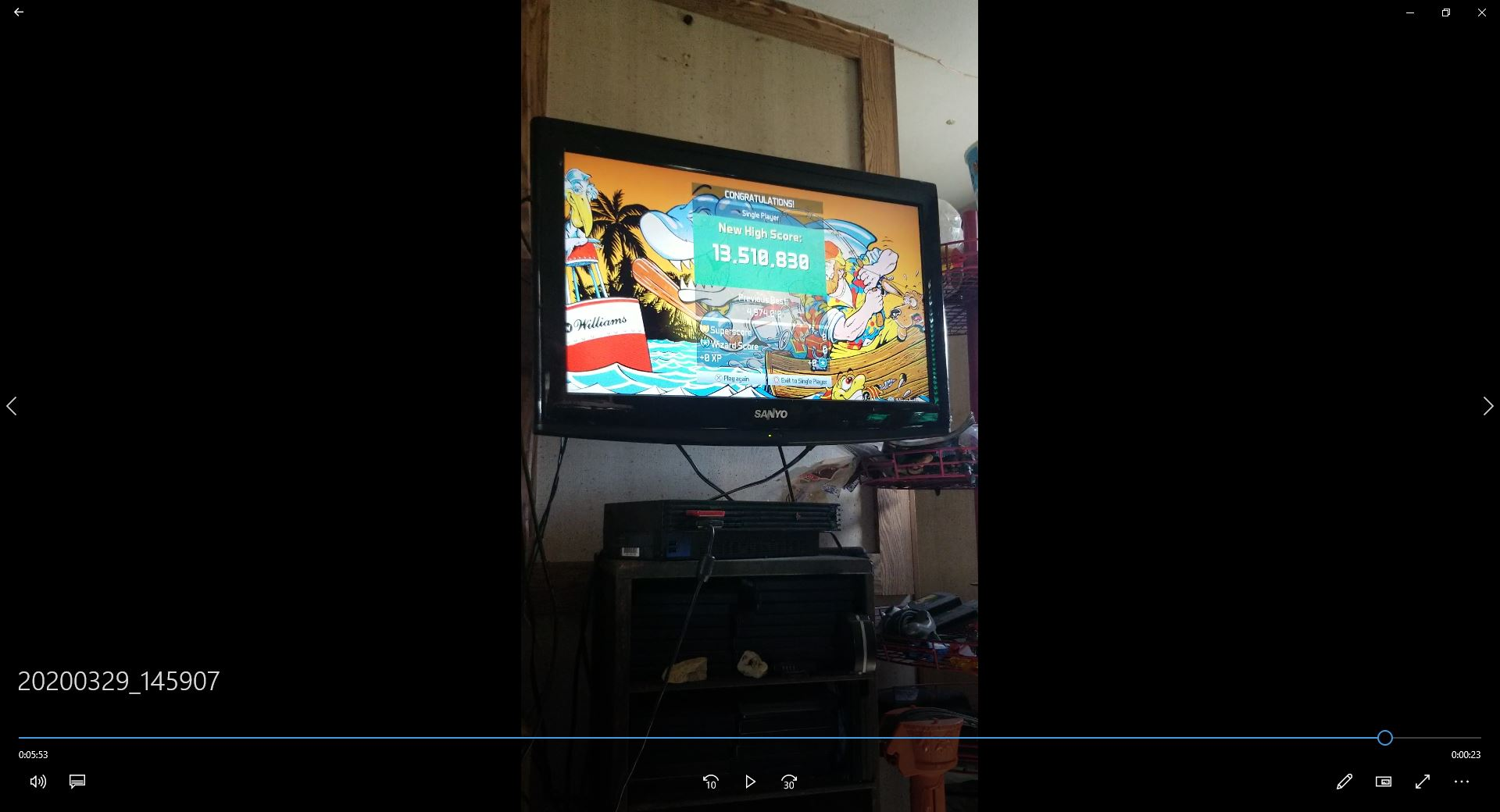 speedy4759123: Pinball FX3: Fish Tales [Standard] (Playstation 4) 13,510,830 points on 2020-03-29 21:39:24