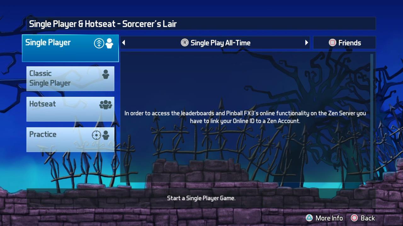 RetroRob: Pinball FX3: Sorcerer