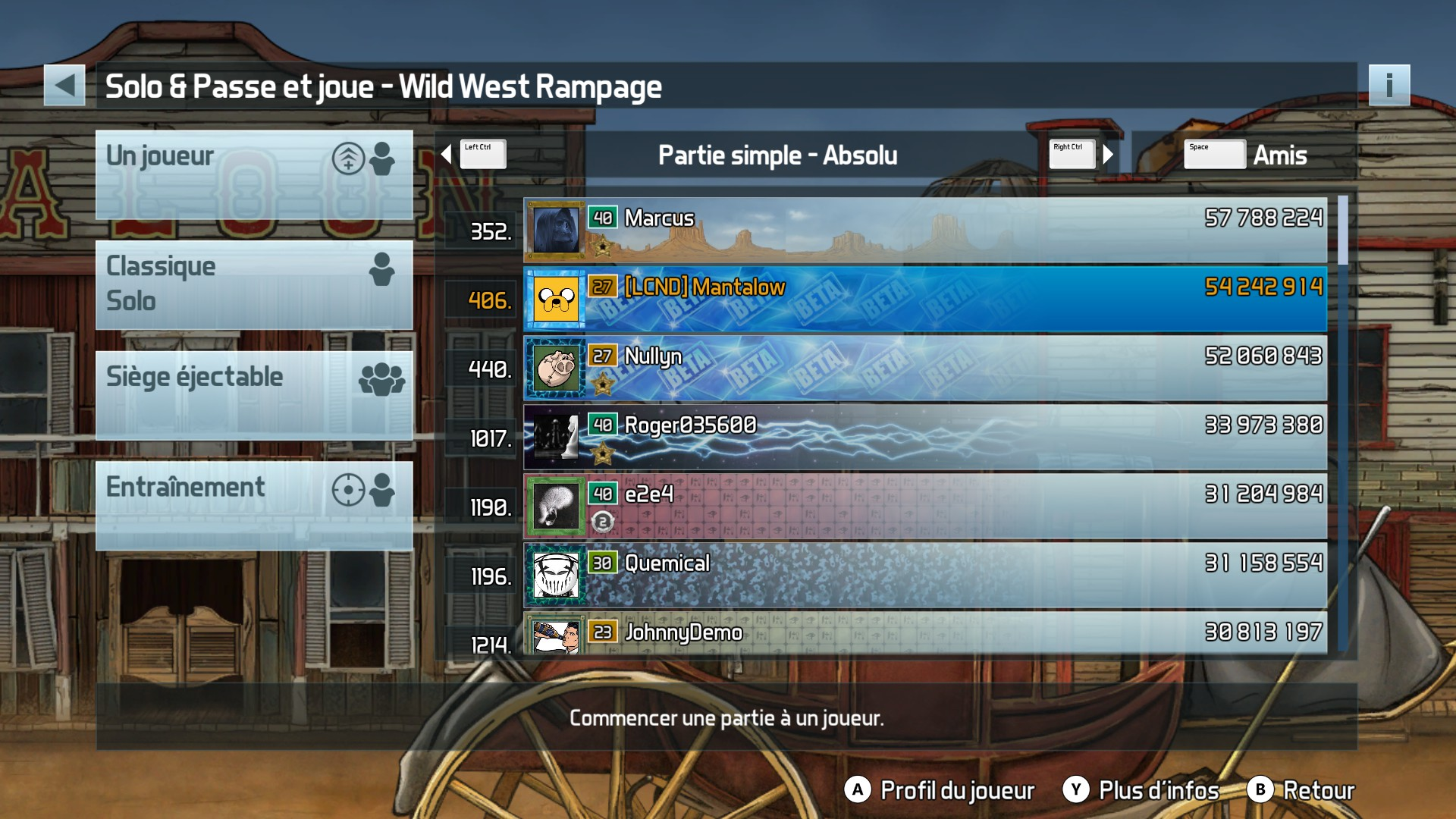 Mantalow: Pinball FX3: Wild West Rampage (PC) 54,242,914 points on 2017-12-19 10:46:08