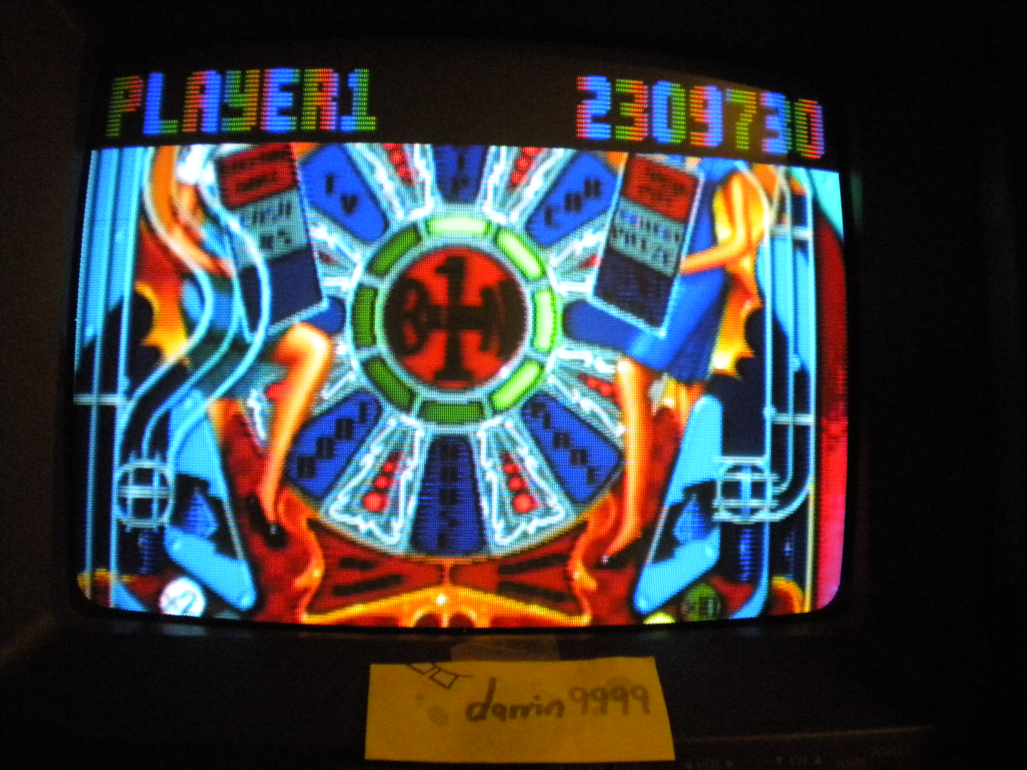 darrin9999: Pinball Fantasies: Billion Dollar (Atari Jaguar) 2,309,730 points on 2016-11-26 17:09:00