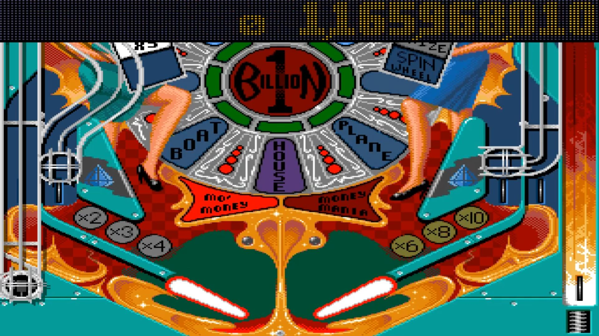 TheTrickster: Pinball Fantasies: Billion Dollar Gameshow (Amiga Emulated) 1,165,968,010 points on 2016-11-01 01:21:03