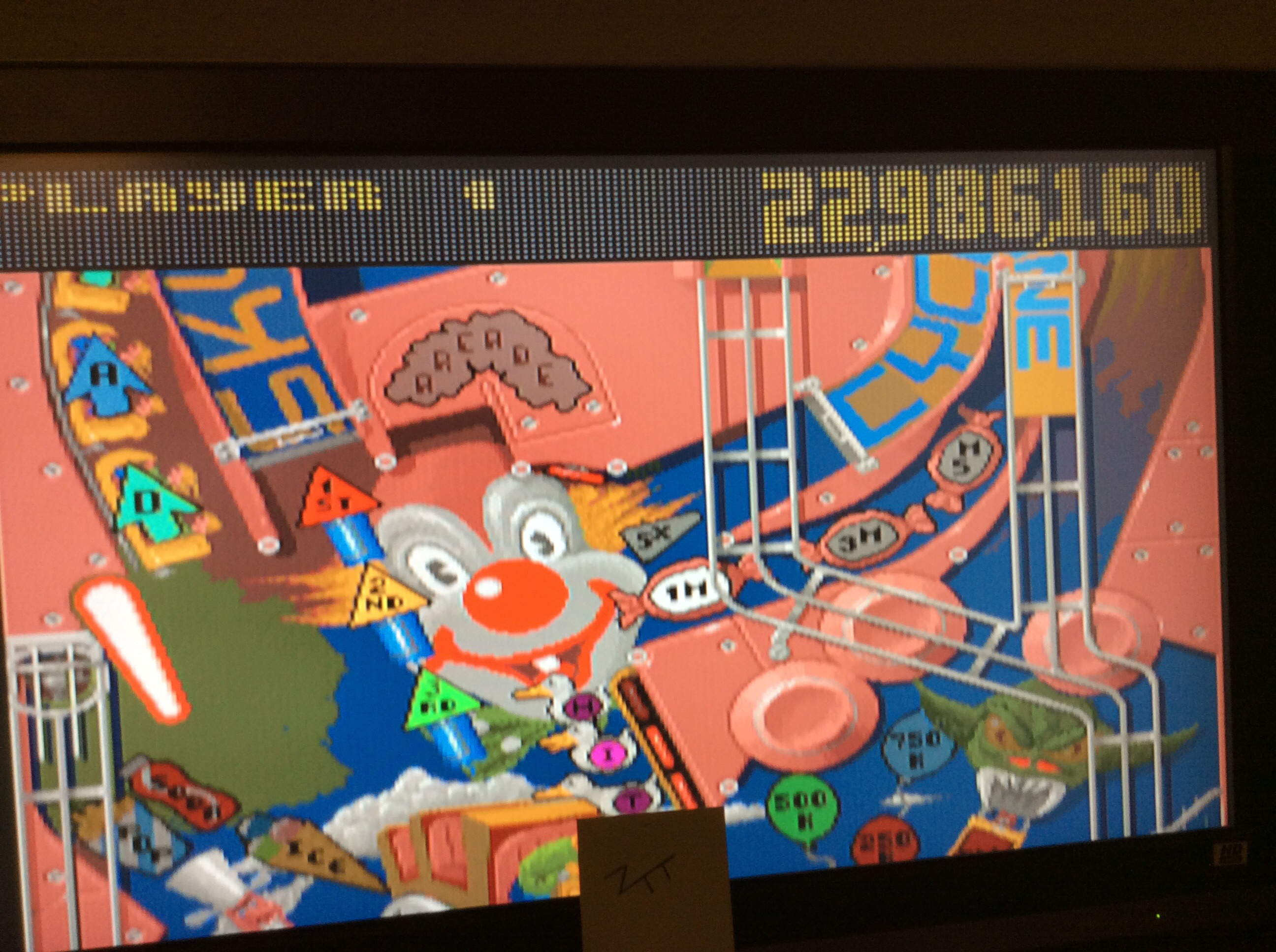 Frankie: Pinball Fantasies: Party Land (Amiga) 22,986,160 points on 2016-09-29 12:22:29