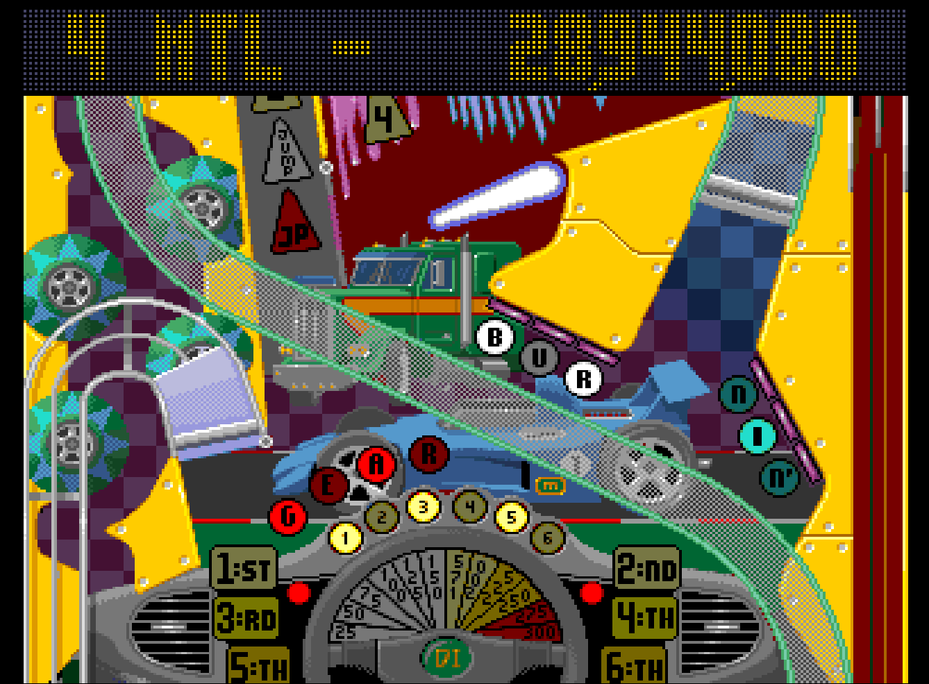 Mantalow: Pinball Fantasies: Speed Devils (Amiga Emulated) 28,944,080 points on 2016-09-21 03:52:38