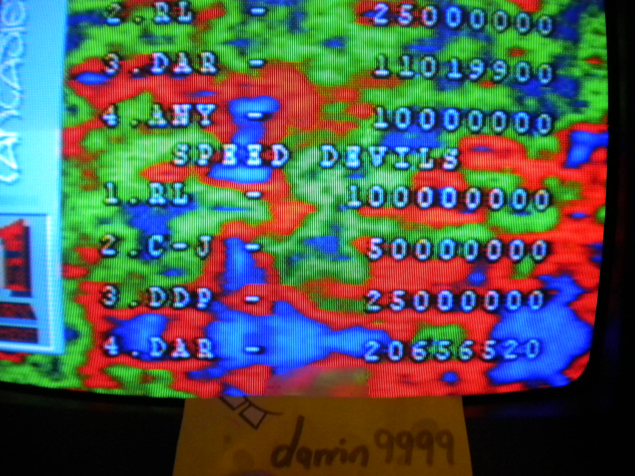 darrin9999: Pinball Fantasies: Speed Devils (Atari Jaguar) 20,656,520 points on 2016-11-26 17:13:06