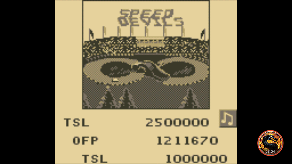 omargeddon: Pinball Fantasies: Speed Devils (Game Boy Emulated) 1,211,670 points on 2019-11-24 23:10:10
