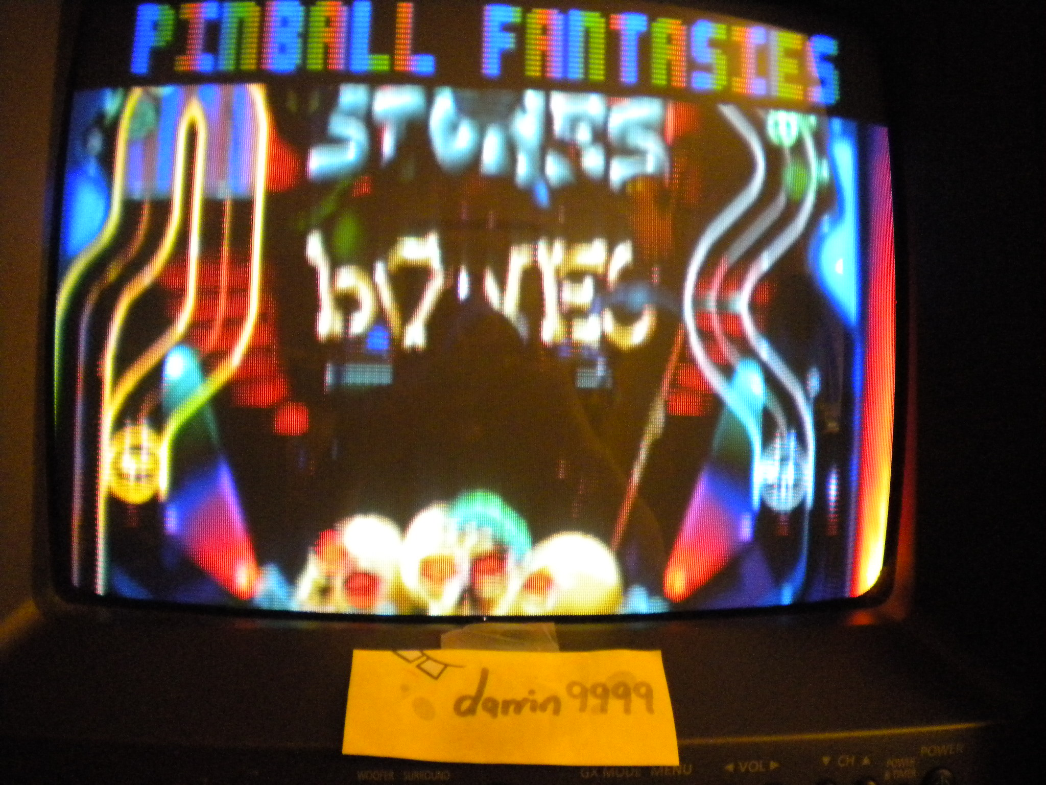 darrin9999: Pinball Fantasies: Stones N Bones (Atari Jaguar) 30,451,260 points on 2016-11-26 17:16:03