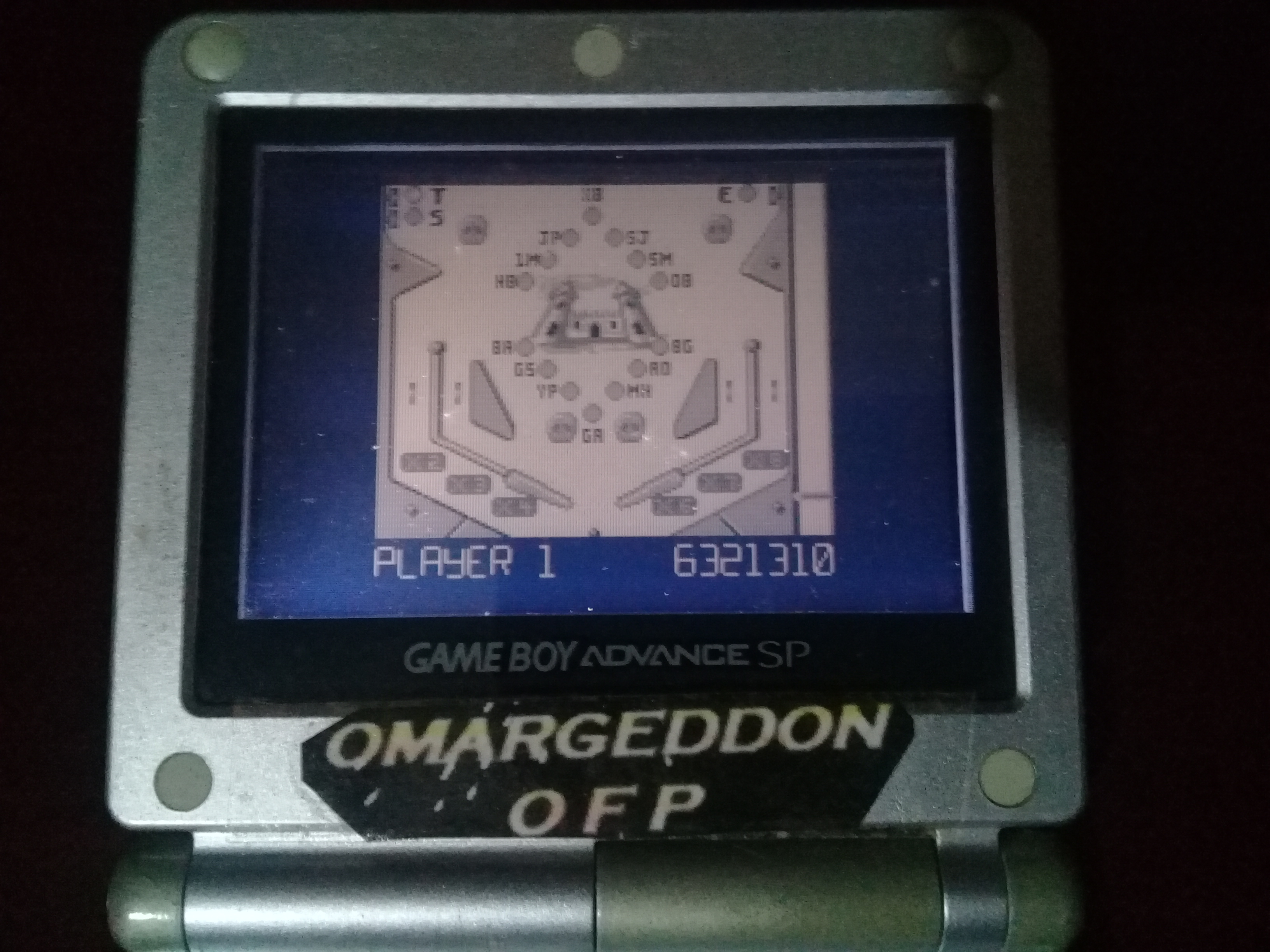 omargeddon: Pinball Fantasies: Stones N Bones (Game Boy) 6,321,310 points on 2020-05-08 20:39:26