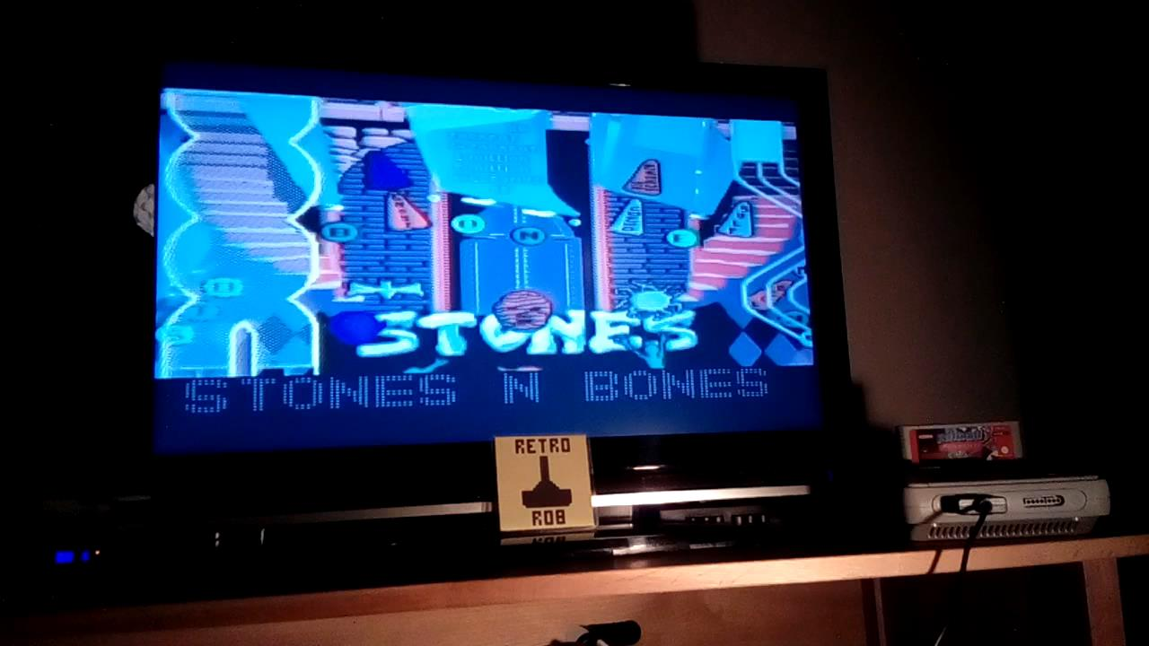 RetroRob: Pinball Fantasies: Stones N Bones (SNES/Super Famicom) 5,920,690 points on 2019-12-03 12:24:25
