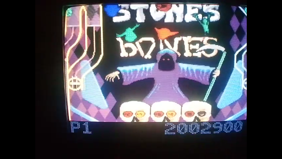 omargeddon: Pinball Fantasies: Stones N Bones (SNES/Super Famicom) 2,002,900 points on 2020-04-03 20:42:52