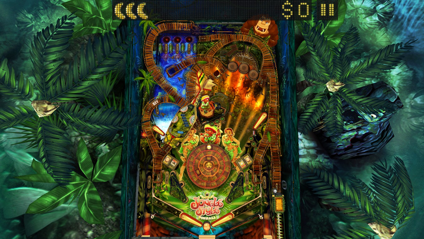 Mark: Pinball HD Collection: Jungle Style (PC) 3,523,975 points on 2018-09-24 01:22:01