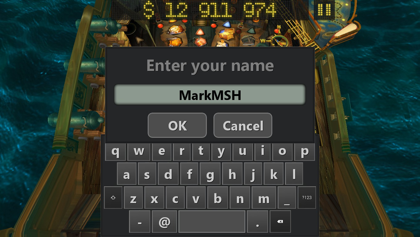Mark: Pinball HD Collection: Pirates (PC) 12,911,974 points on 2018-09-15 01:55:02