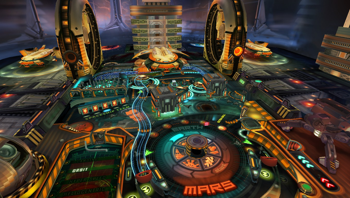 Mark: Pinball HD Collection: Red Planet (PC) 2,533,800 points on 2018-09-28 01:51:29