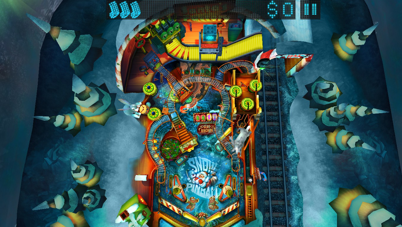 Mark: Pinball HD Collection: Snow (PC) 2,216,400 points on 2018-09-25 02:57:39
