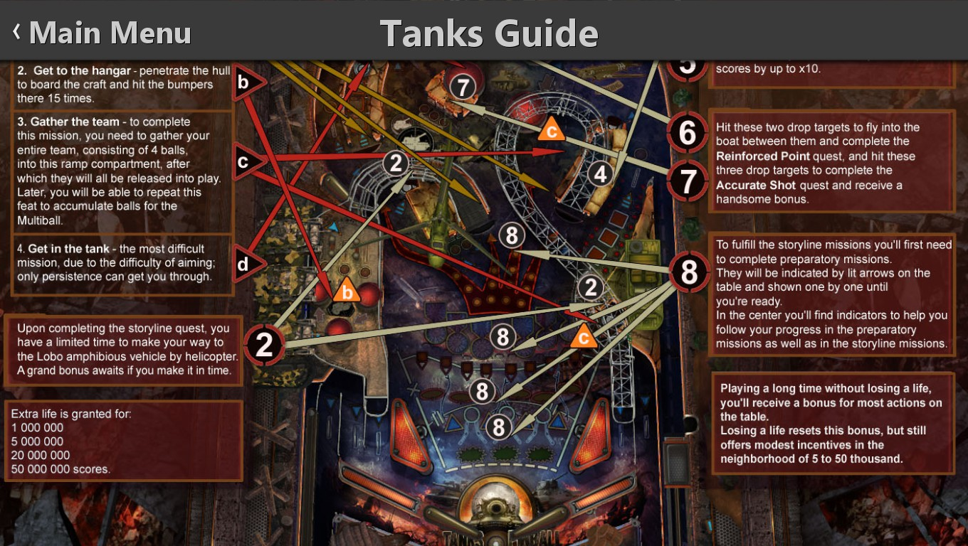 Mark: Pinball HD Collection: Tanks (PC) 5,532,290 points on 2018-10-01 01:50:25
