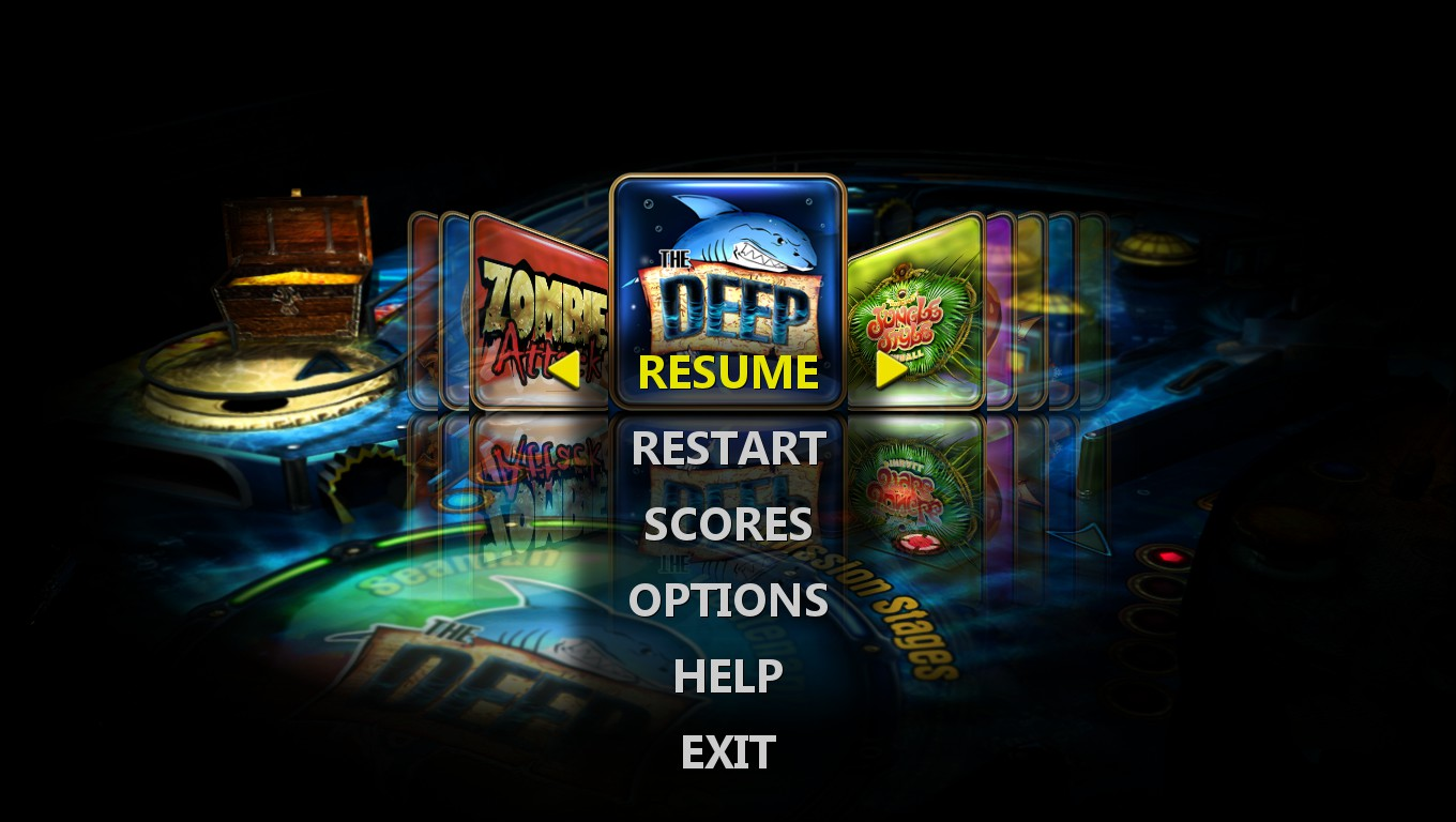 Mark: Pinball HD Collection: The Deep (PC) 27,498,655 points on 2018-09-23 02:11:55