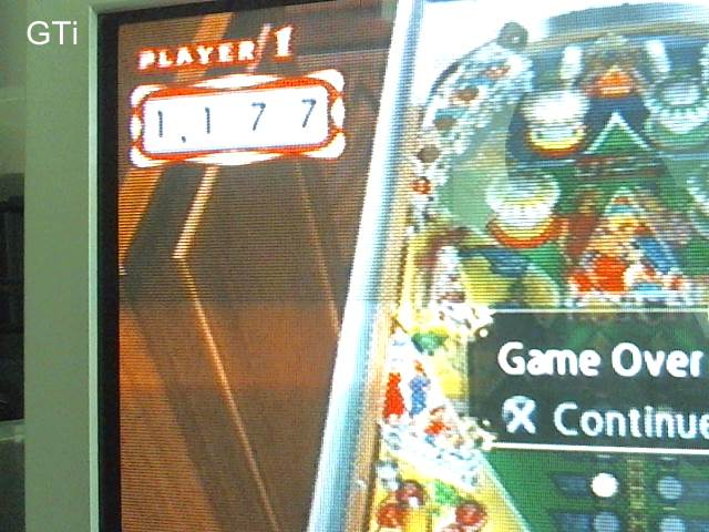GTibel: Pinball Hall Of Fame: The Gottlieb Collection: Central Park [5 Balls] (Playstation 2) 1,177 points on 2017-09-03 10:15:50