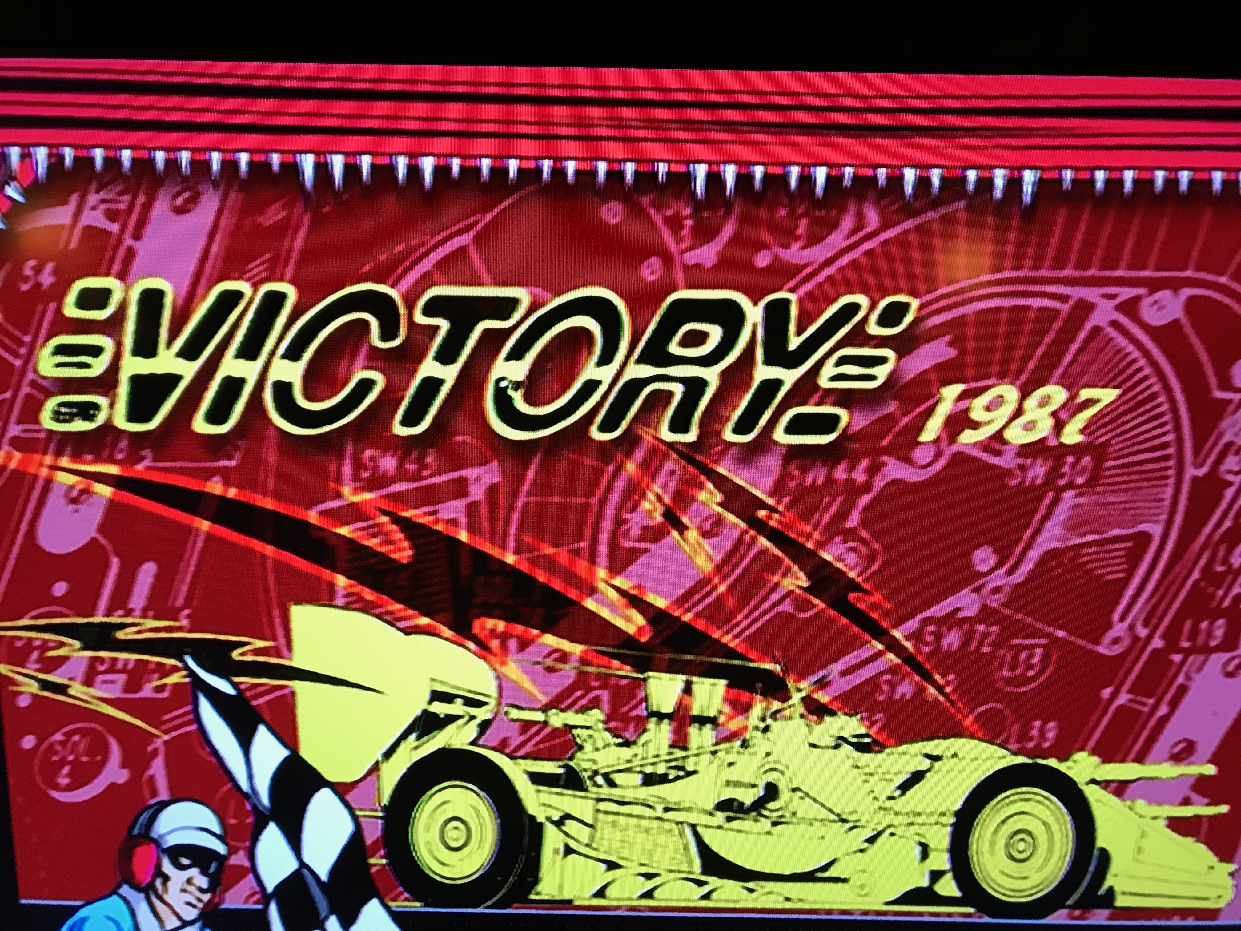DocInGVL: Pinball Hall Of Fame: The Gottlieb Collection: Victory [5 Balls] (Playstation 2) 3,584,949 points on 2017-05-28 21:10:59