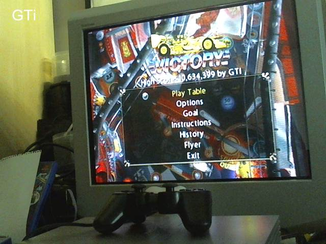 GTibel: Pinball Hall Of Fame: The Gottlieb Collection: Victory [5 Balls] (Playstation 2) 10,634,399 points on 2017-09-04 03:33:28