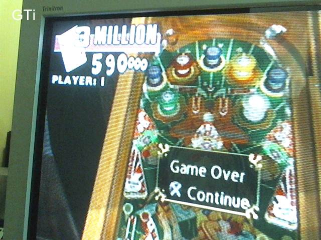 GTibel: Pinball Hall of Fame: The Gottlieb Collection: Ace High [3 Balls] (Playstation 2) 3,590,000 points on 2017-09-02 10:55:15