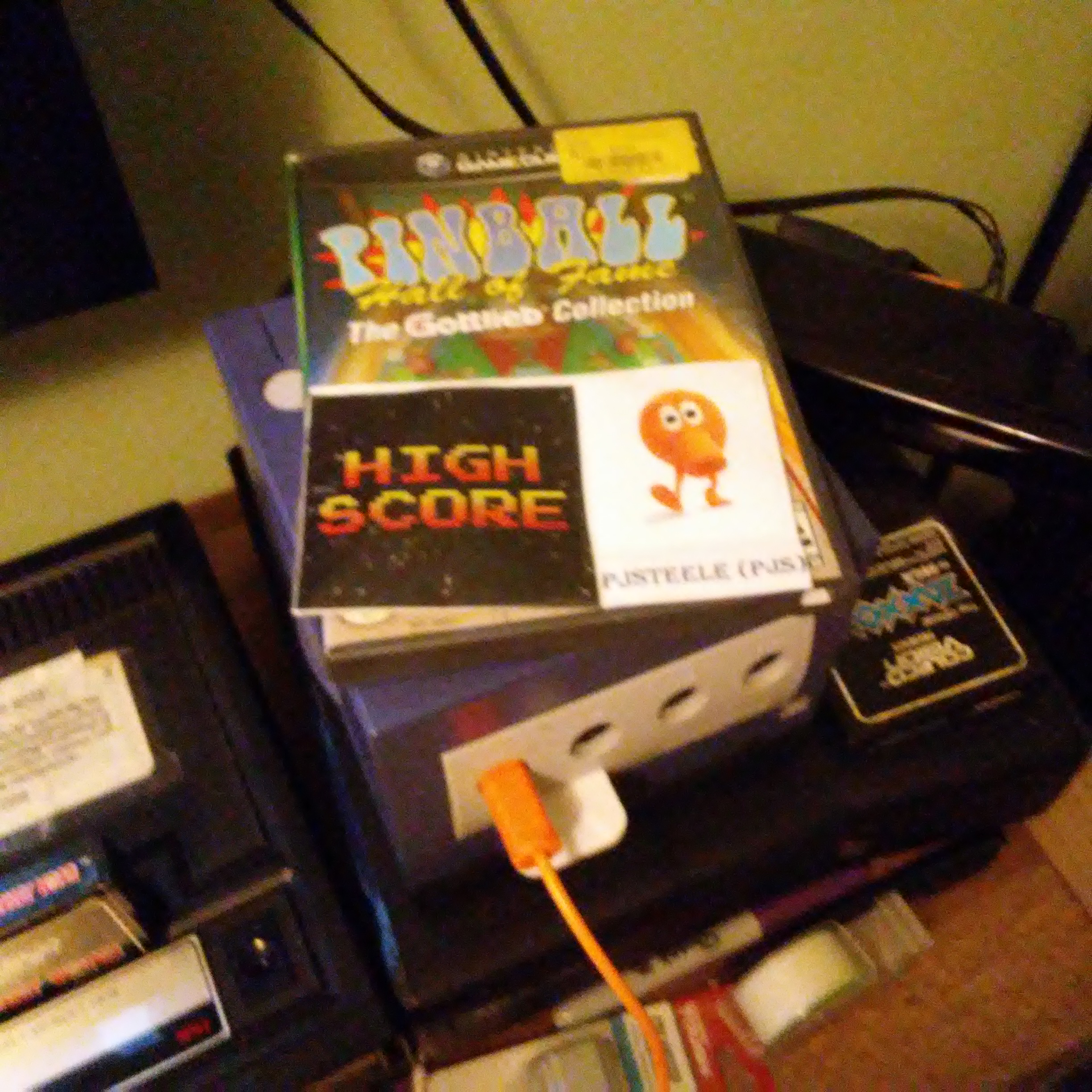 Pjsteele: Pinball Hall of Fame: The Gottlieb Collection: Victory [5 Balls] (GameCube) 4,013,929 points on 2018-01-17 20:14:04