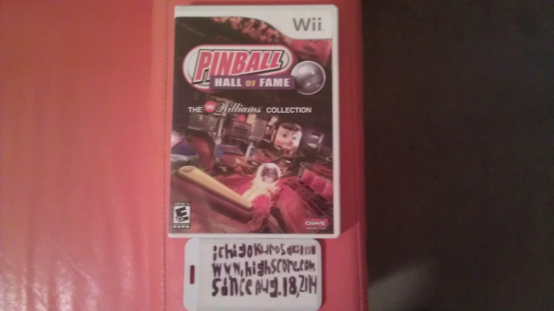 Pinball Hall of Fame: The Williams Collection: Pinbot 3,646,170 points