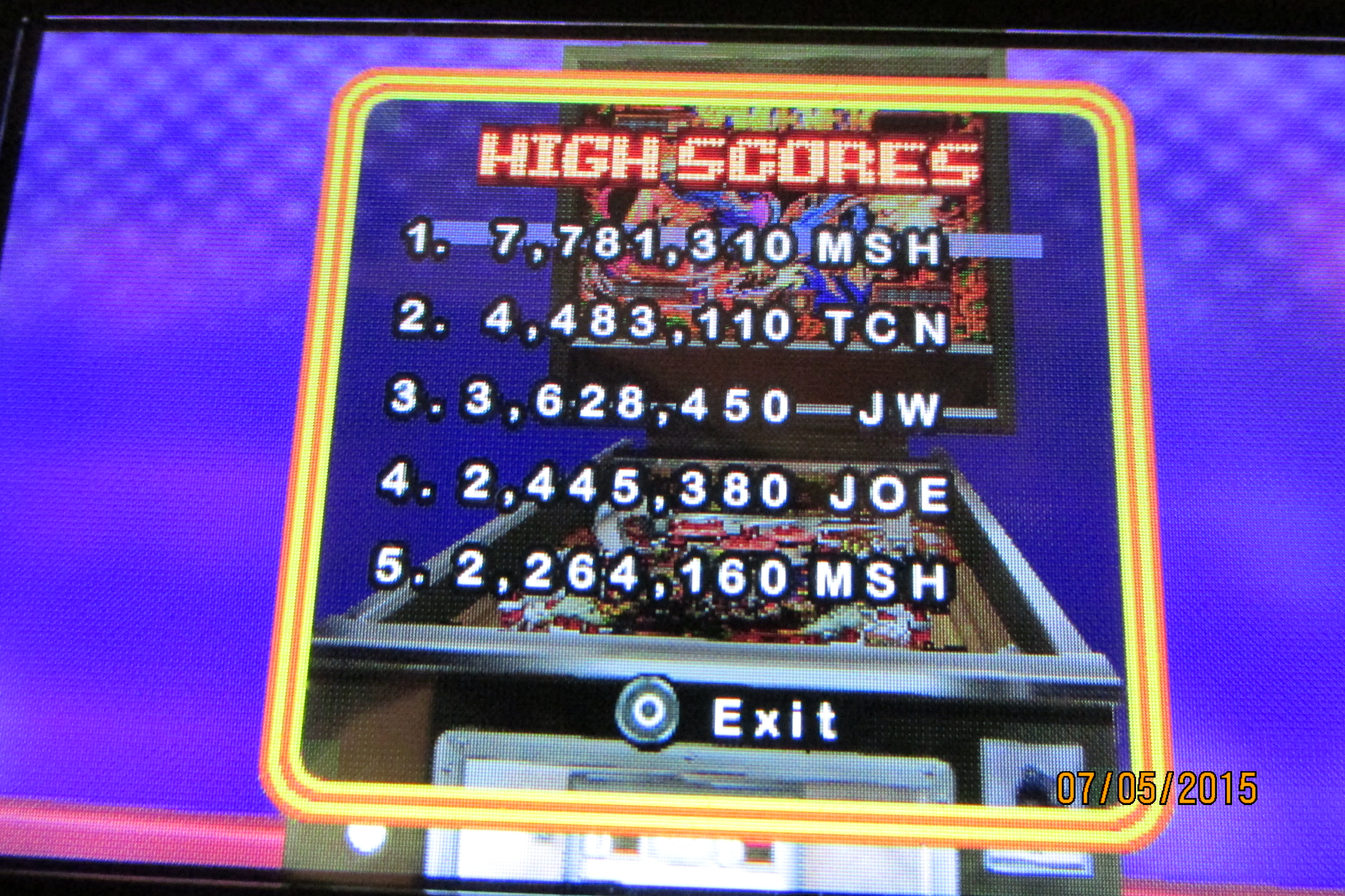 Mark: Pinball Hall Of Fame: The Williams Collection: Sorcerer (PSP) 7,781,310 points on 2015-07-05 22:40:35