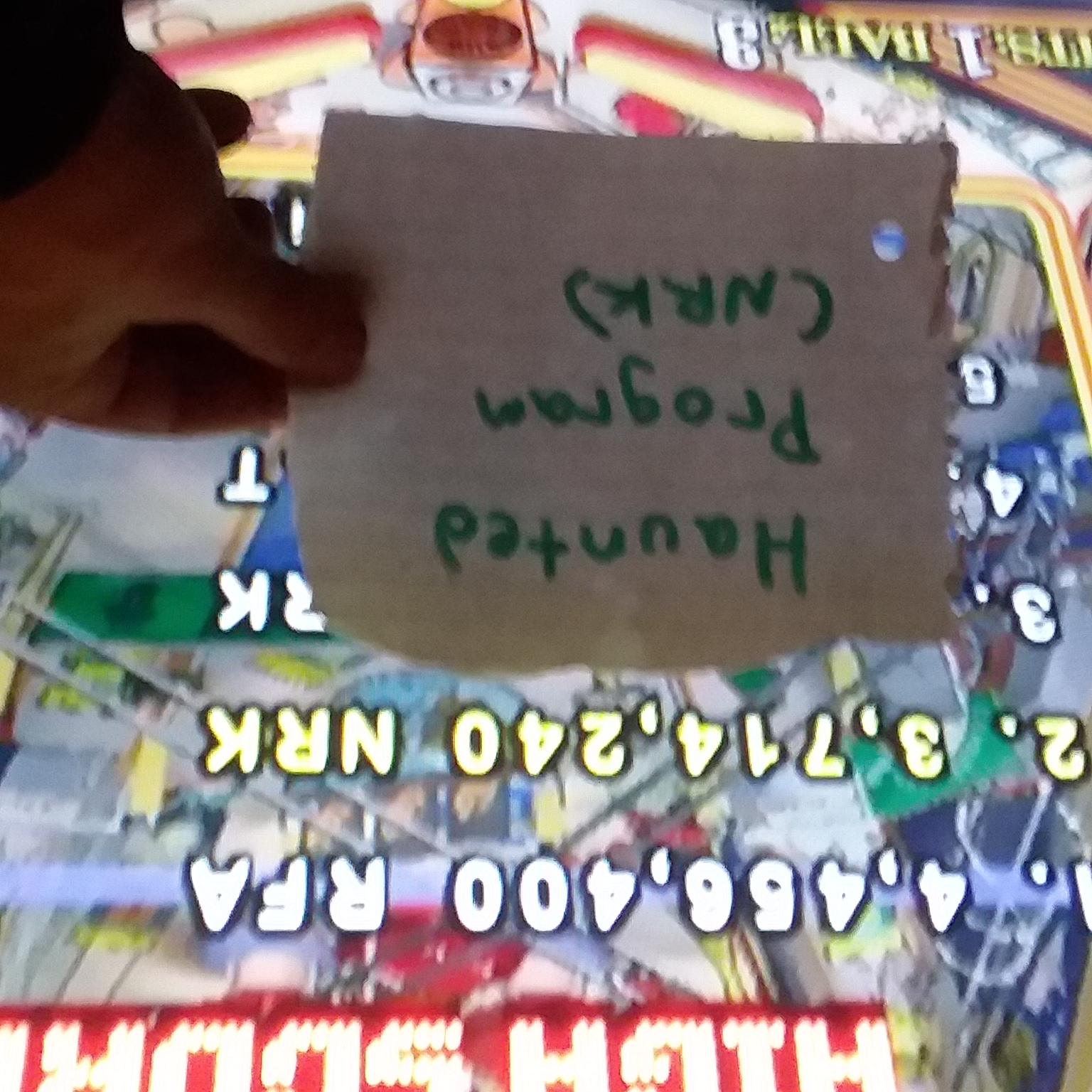 Hauntedprogram: Pinball Hall of Fame: The Williams Collection: Taxi (Wii) 3,714,240 points on 2020-11-11 23:06:36