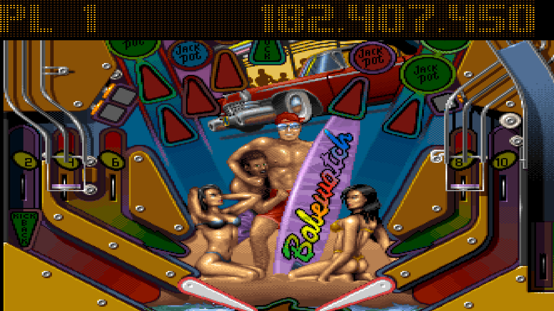 TheTrickster: Pinball Illusions: BabeWatch (Amiga Emulated) 182,407,450 points on 2015-07-18 22:08:17