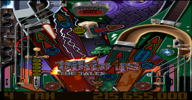 TheTrickster: Pinball Illusions: The Vikings (PC Emulated / DOSBox) 215,655,000 points on 2016-07-23 19:00:06