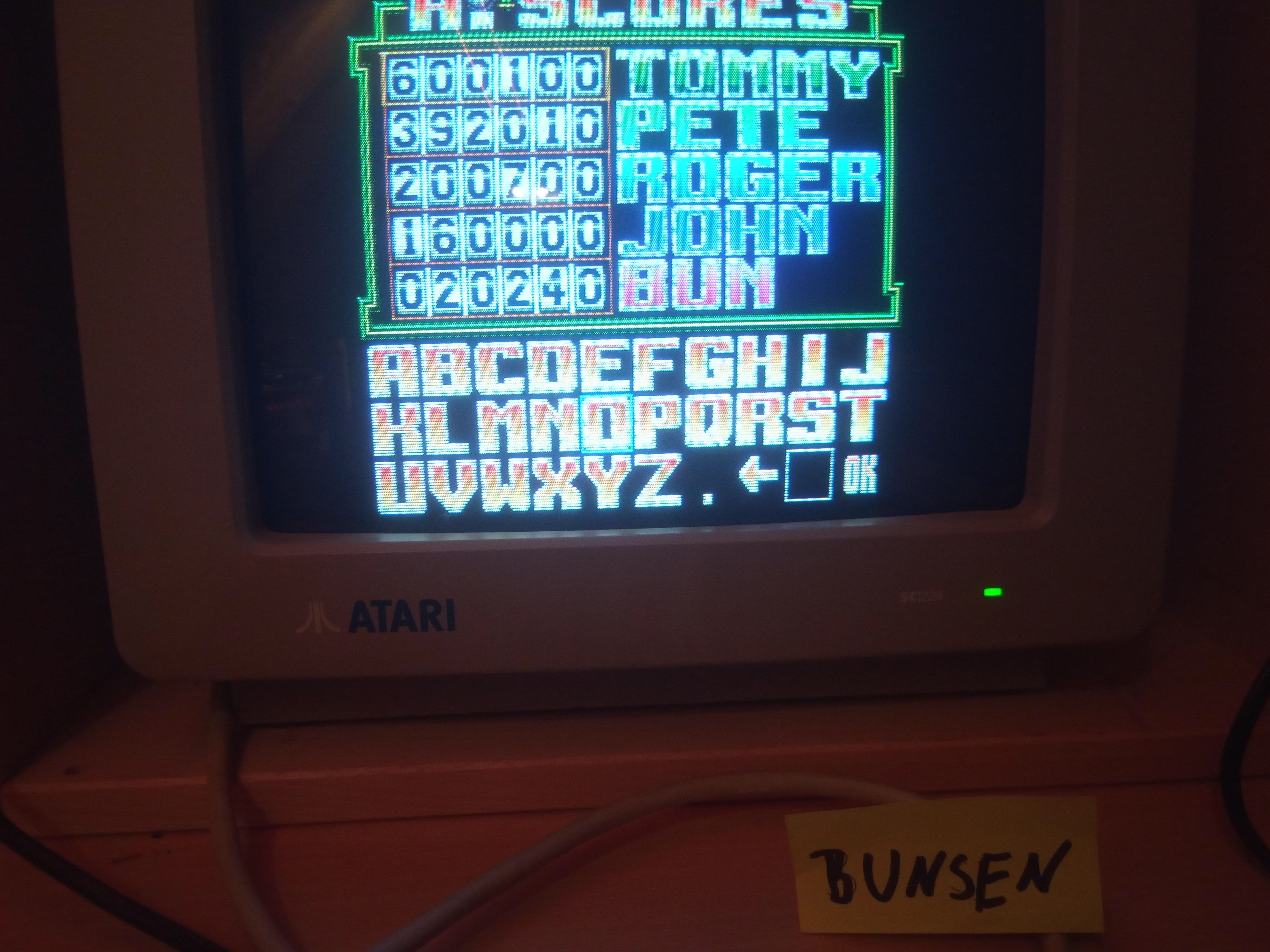 Bunsen: Pinball Magic (Atari ST) 20,240 points on 2020-07-09 15:48:37
